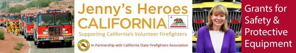 Jenny's Heroes California
