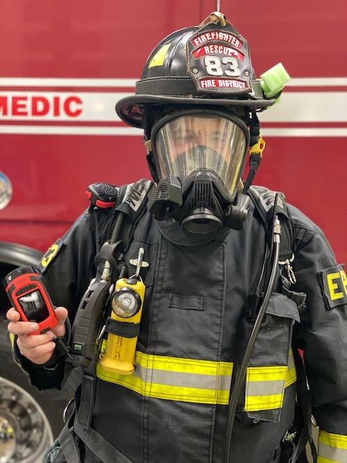 Rescue Fire Jenny's Heroes